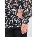 JADO Блуза 121-01-05 черный
