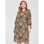 JADO Платье 121-02-02 изумрудный