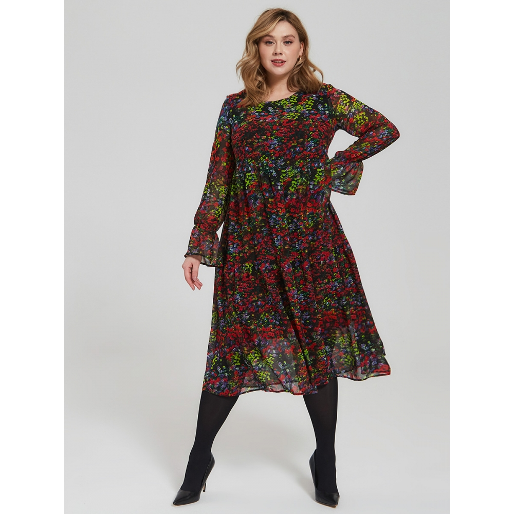 Платье ВИОЛЕТТ №2 бл01