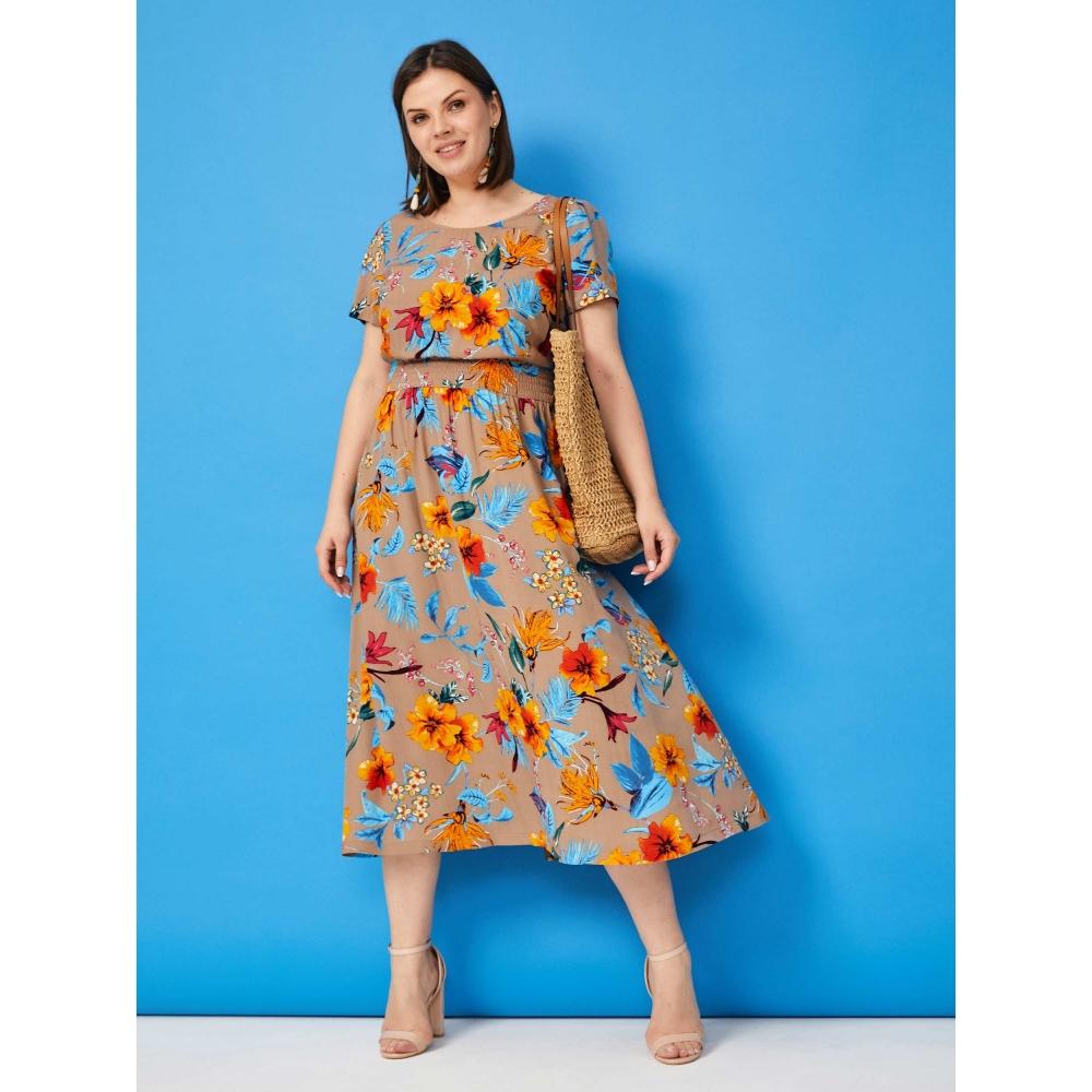 Платье ДОВИЛЬ №2 бл56