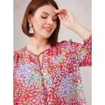 JADO Блуза 121-01-01 красный