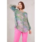 JADO Блуза 121-01-01 зеленый