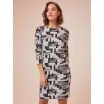 JADO Платье 221-02-03 серый