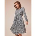 JADO Платье 221-02-04 черный